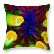 Nature's Way Throw Pillow