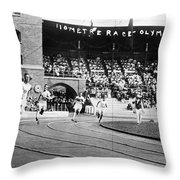 Olympic Games, 1912 Throw Pillow by Granger
