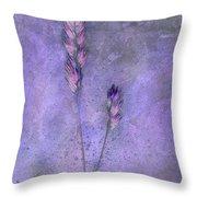 Orchard Grass Throw Pillow
