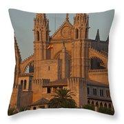 Palma, Majorca, Spain Throw Pillow