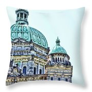 Parliament  Throw Pillow