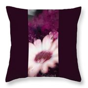 Passion Triptych 111 Throw Pillow