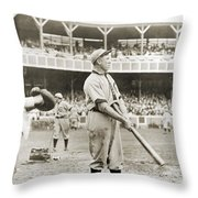 Patrick Joseph Moran Throw Pillow