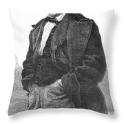 Paul Gustave Dor� Throw Pillow