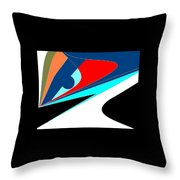 Picosso Throw Pillow