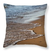 Pictured Rocks National Lakeshore Throw Pillow