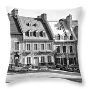 Place Royale Throw Pillow