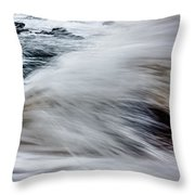 Powerful Throw Pillow