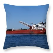 Presque Isle Throw Pillow