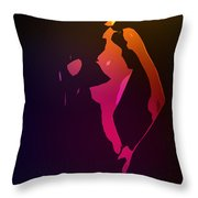 Pure Female Throw Pillow