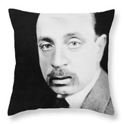 Rainer Maria Rilke Throw Pillow