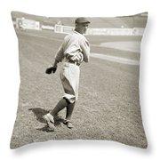 Raymond Johnson Chapman Throw Pillow