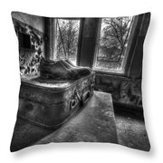 Ready To Leave Throw Pillow