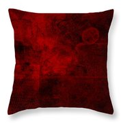 Redstone Throw Pillow