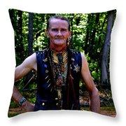 Regalia Throw Pillow