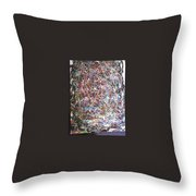 Return Home Throw Pillow