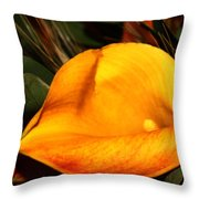 Rewolf Throw Pillow by Empty Wall