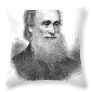 Robert Moffat (1795-1883) Throw Pillow