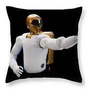 Robonaut 2, A Dexterous, Humanoid Throw Pillow