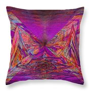 Rumblings Within Throw Pillow