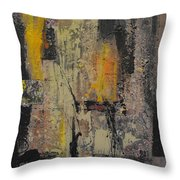 Safe And Sound Throw Pillow