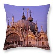 San Marco Throw Pillow