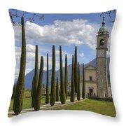 Sant'abbondio Throw Pillow