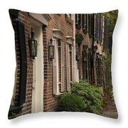 Savannah 3 Throw Pillow