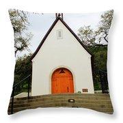 Schoenstatt Shrine Throw Pillow