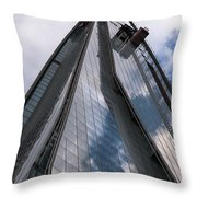Shard Throw Pillow