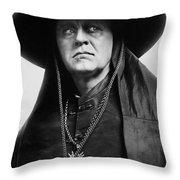 Sir Herbert Beerbohm Tree Throw Pillow