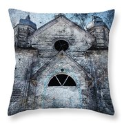 Skies And Stones  Throw Pillow