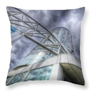 Sky Is The Limit 3.0 Throw Pillow