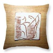 Sleep - Tile Throw Pillow