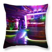 Spin Throw Pillow
