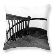 Stairway To Somewhere Throw Pillow