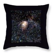 Star Forming Region Throw Pillow
