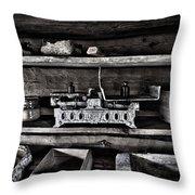 Steelyard Throw Pillow