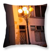 Stop For A Spell Throw Pillow