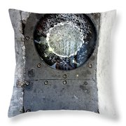 Streets Of Scottsdale 1 Throw Pillow