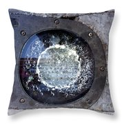 Streets Of Scottsdale 3 Throw Pillow