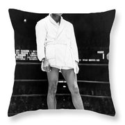 Sugar Ray Robinson Throw Pillow