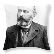 Sully Prudhomme (1839-1907) Throw Pillow