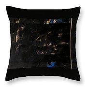 Symphony No. 8 Movement 11 Vladimir Vlahovic- Images Inspired By The Music Of Gustav Mahler Throw Pillow