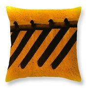 Taos Sundown Throw Pillow