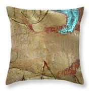 Te Recuerdo 1 Throw Pillow