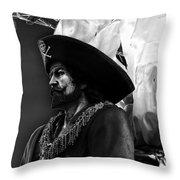 The Buccaneer Throw Pillow