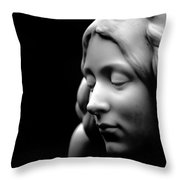 The Elf Throw Pillow