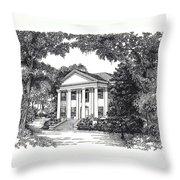 The Grove Tallahassee Florida Throw Pillow