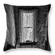 The Hiding Artist Throw Pillow by Jerry Cordeiro